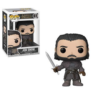 Funko Pop Jon Snow #61 Game Of Thrones Jugueterialeon