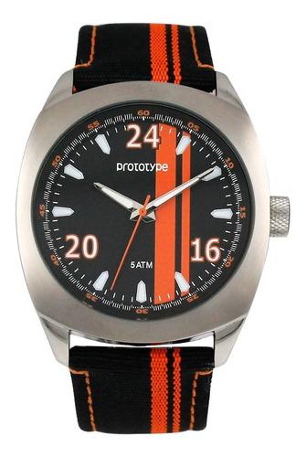 Reloj Prototype Csl-9874-1c  Agente Oficial Barrio Belgrano