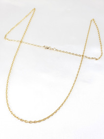 Corrente Moderna Elos Cartier De Ouro Amarelo Comprida!