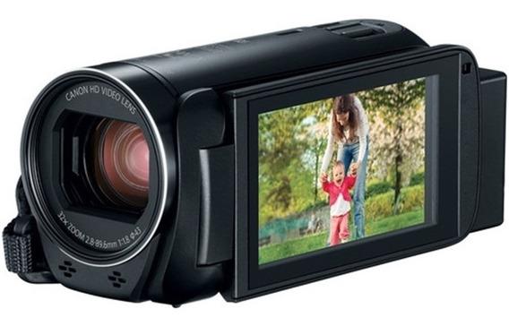 Filmadora Canon Vixia Hf R82 - Wifi/ Full Hd/ Zoom 32x