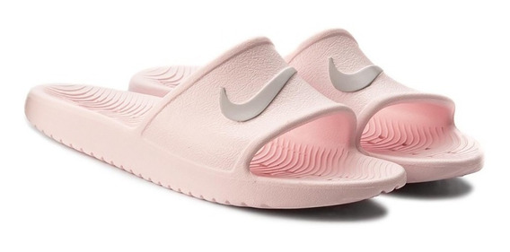 Ojotas Nike Kawa Shower Pink Women