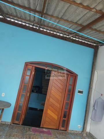 Casa Com 3 Dormitórios À Venda, 150 M² Por R$ 170.000 - Zumbí Dos Palmares - Manaus/am - Ca4052