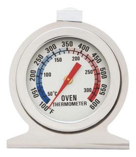 Termometro De Horno Cocina Acero Inoxidable Parrilla 300°c