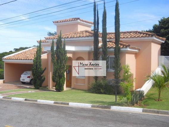 Sobrado Com 4 Dormitórios À Venda, 200 M² Por R$ 1.100.000,00 - Condomínio Recanto Dos Paturis - Vinhedo/sp - So0212