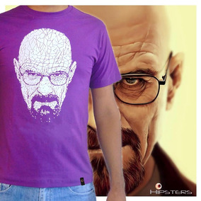 Camiseta Masculina - Camiseta Série Breaking Bad
