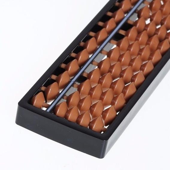 Ábaco Japonês (soroban) 13 Linhas Daiso - 13-digit Abacus
