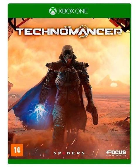 Jogo The Tchnomancer Xbox One Mídia Física   Vitrine