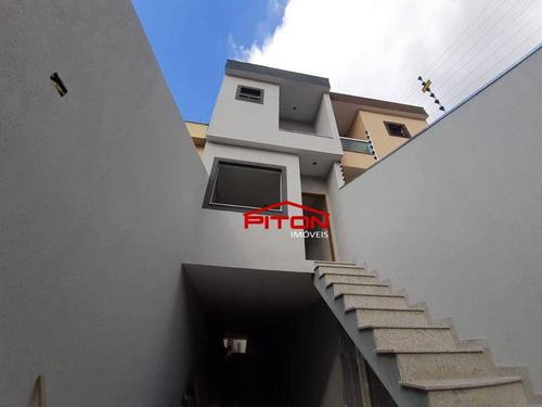 Imagem 1 de 21 de Sobrado À Venda, 140 M² Por R$ 750.000,00 - Vila Matilde - São Paulo/sp - So2965