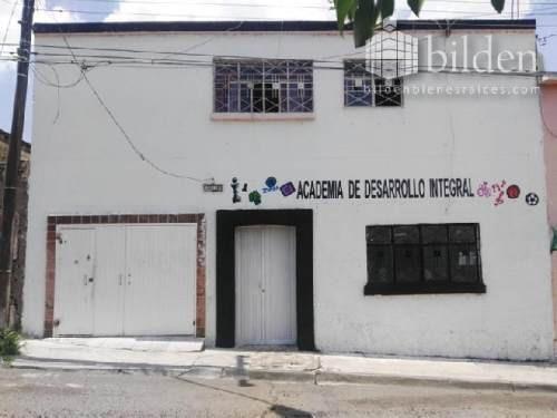 Edificio En Venta Barrio De Analco