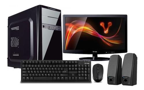 Imagen 1 de 7 de Oferta Pc Computadora Barata Intel Celeron 4gb 240gb Ssd