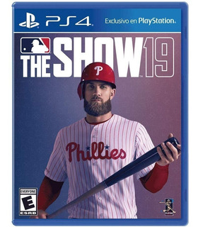 Mlb The Show 19 2019 / Juego Físico / Ps4