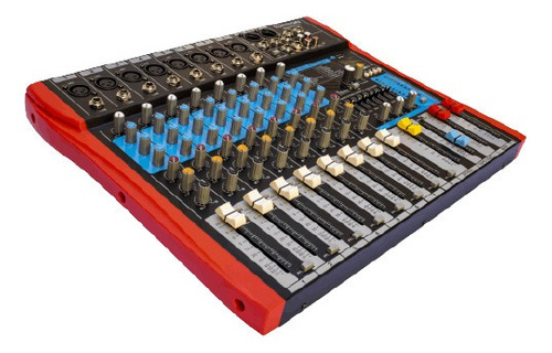 Mesa Soundvoice Ms802 Eux 8 Canais
