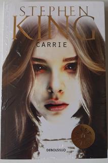 Paquete Stephen King 3 Libros Carrie, Resplandor, Cementer..
