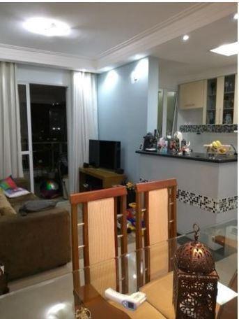 Apartamento Em Tatuapé, São Paulo/sp De 72m² 2 Quartos À Venda Por R$ 720.000,00 - Ap235875
