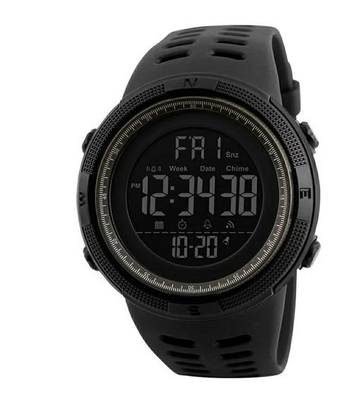 Relógio Masculino Skmei Esportivo Militar Digital Original