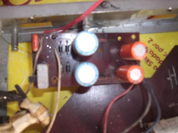 1 Placa Fonte Equalizador Cygnus Ge 400 Peças De Reposição