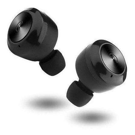 Fone De Ouvido A6 Tws Bluetooth 5.0 Estéreo Sem Fio/ Preto