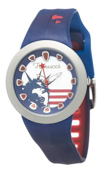 Reloj Fiorucci Sumergible Fr0203 Movimiento Japones, Dama-az