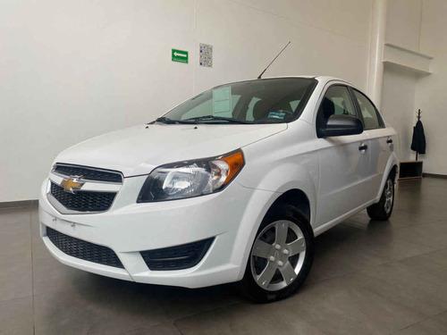 Imagen 1 de 15 de Chevrolet Aveo 2018 4p Ls L4/1.6 Aut