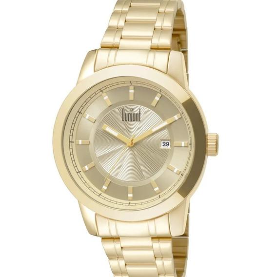 Relógio Dumont Masculino Du2315ba/4d, C/ Garantia E Nf