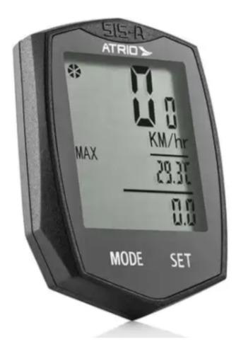 Ciclocomputador Odômetro Velocímetro Bike Bicicleta Wireless