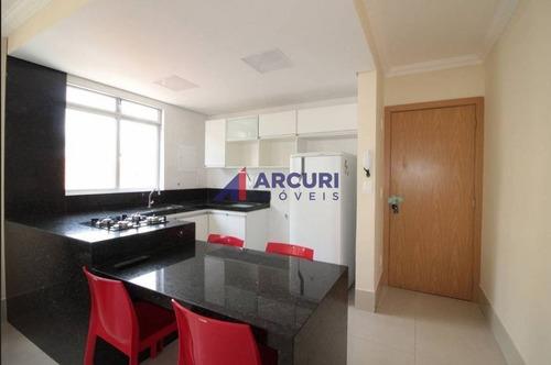 Apartamento Com Área Privativa 01 Quarto Luxemburgo (bh) Venda - 9788