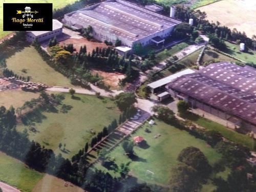 Imagem 1 de 30 de Excelentes Galpões Industriais Com Amplo Estacionamento E Entrada E Patio Para Caminhões - Gl00001 - 32540506