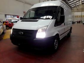 Transit Van Larga Aa Custom Mt Ag*