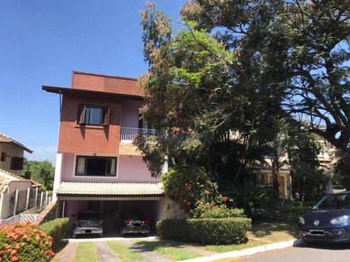 Imagem 1 de 26 de Casa Com 3 Dormitórios À Venda, 455 M² Por R$ 1.580.000,00 - Nova Higienópolis - Jandira/sp - Ca2117