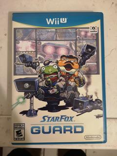 Star Fox Zero + Star Fox Guard Wii U