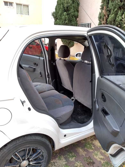 Pontiac Matiz G2 Básico