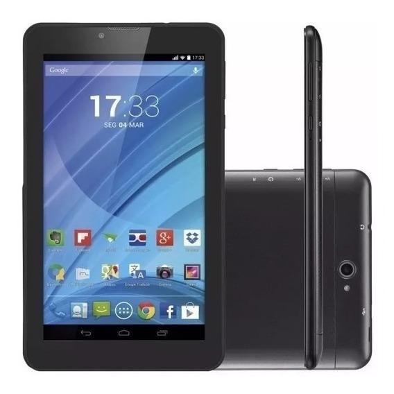 Tablet Multilaser M7 Plus 3g 8gb/1gb Dual Sim Sem Tv Com Nf