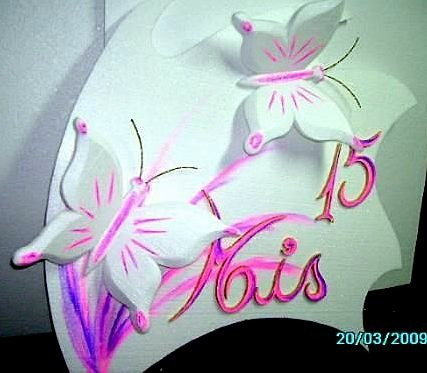 Carteles 15años - Infantiles- Bodas - Fiestas- Eventos