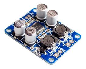Kit Placa Montada Amplificador Mono 60w Rms