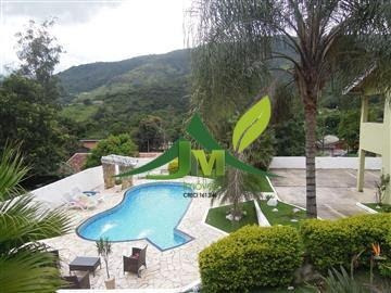 Casa Em Atibaia Condominío Fechado Excelente Localização - 1110