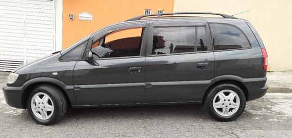 Zafira Chevrolet Minivan 7 Lugares 2001