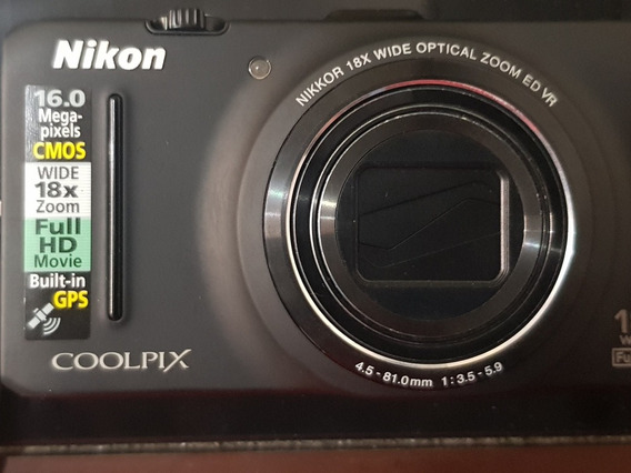 Camera Fotografica Nikon