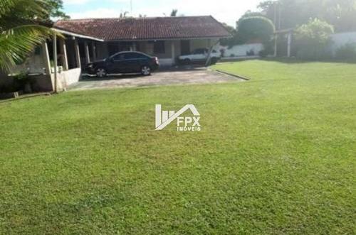 Imagem 1 de 12 de Grande Chácara Com Piscina No Litoral , Itanhaém - Ch064