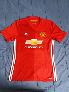 Ai6720 Camisa Manchester United Home 16/17 S/n Gt1909