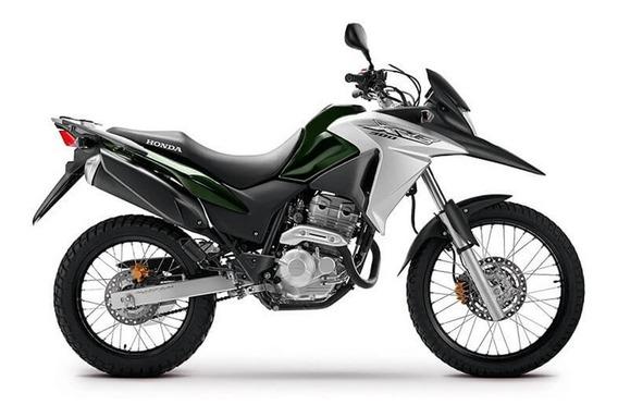 Moto Honda Xre 300 Es 0km 2020 Verde