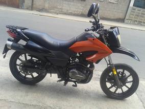 Moto Empire Tx200 Año 2013