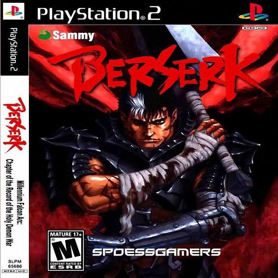 Berserk Ps2 (japonnes) Traduzido Ingles Patch .