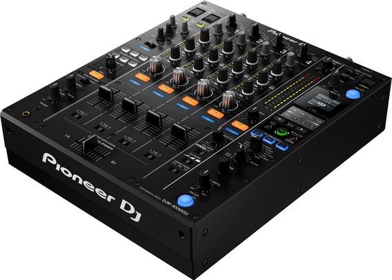 Mixer Pioneer Djm 900 Nexus2 + Nf + 1 Ano Garantia
