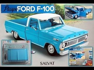 Ford F-100 Colección Salvat 1-100 Cada Fascículo $400