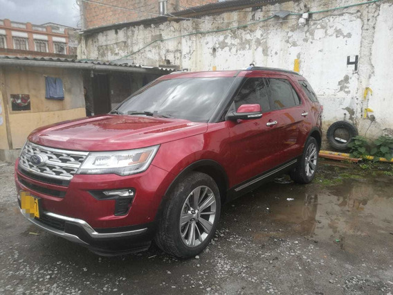 Ford Explorer 4x4 Limited 2018