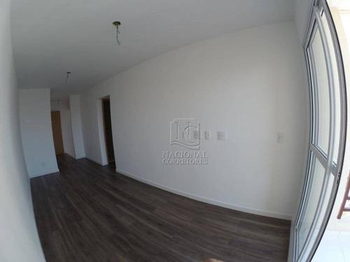 Apartamento À Venda, 58 M² Por R$ 340.000,00 - Parque Das Nações - Santo André/sp - Ap3996