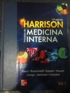 Libro De Medicina Interna De Harrison