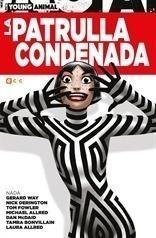 Libro - La Patrulla Condenada: Nada - Gerard Way