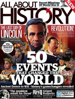 Inglés U K - All About History - 50 Events Changed The World