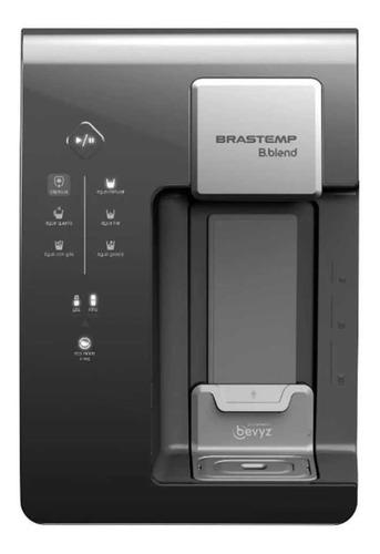Imagem 1 de 2 de Máquina De Bebidas Brastemp B.blend Com Purificador - Grafit
